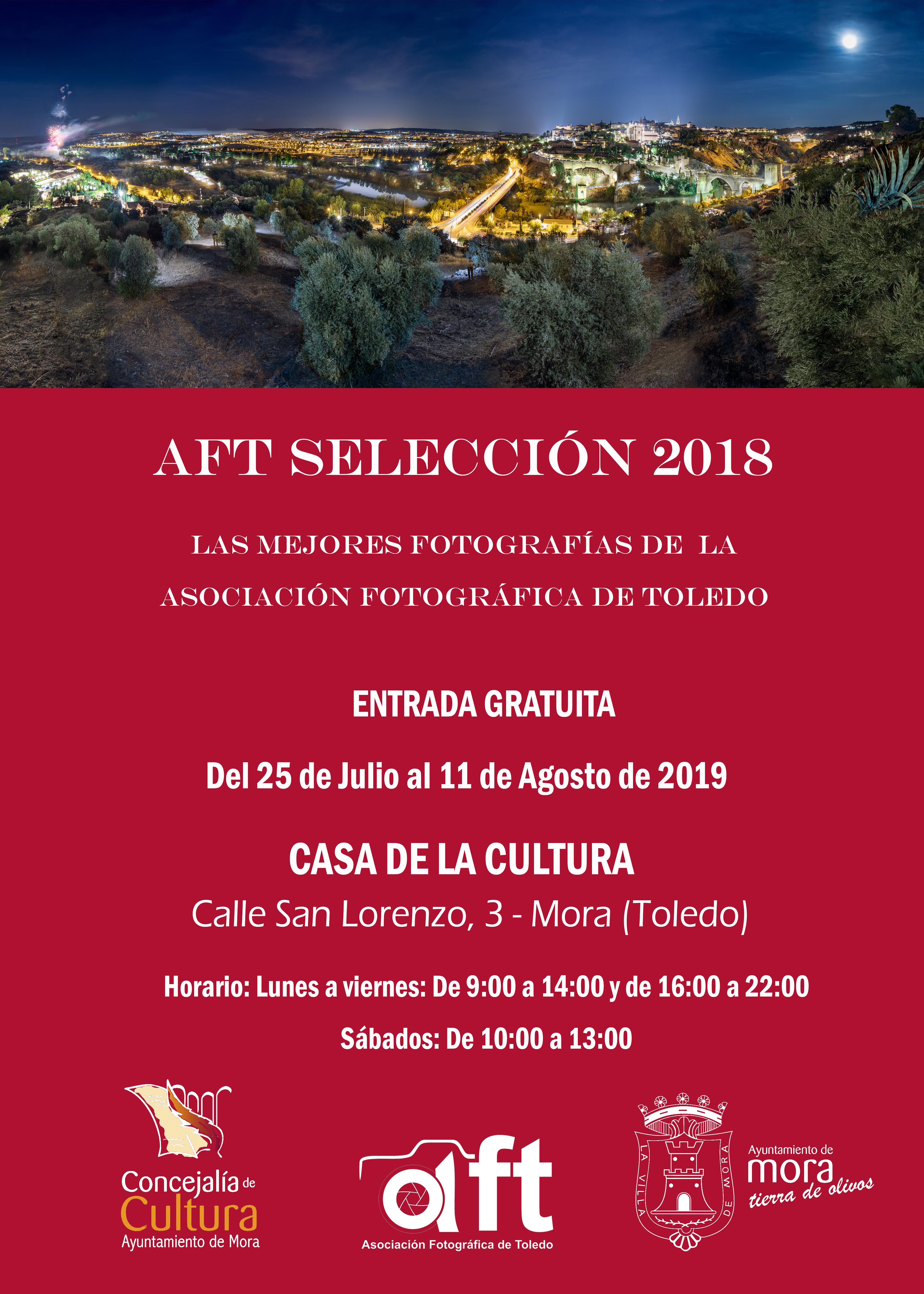 EXPO SELECCIÓN 2018 LLEGA A MORA (TOLEDO).