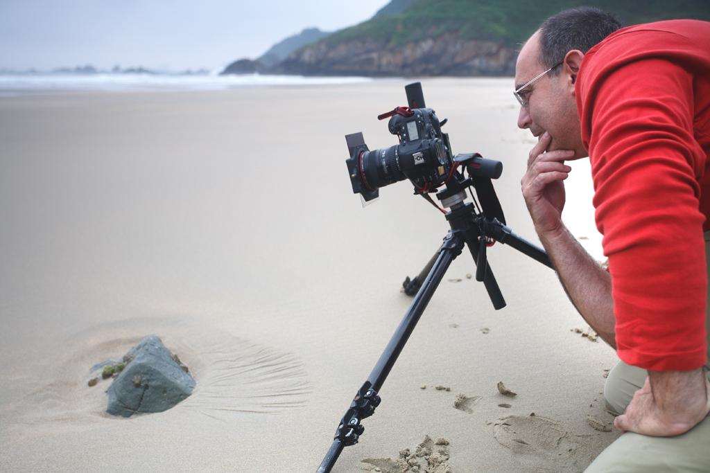 Másterclass de composición fotográfica con José Benito Ruiz