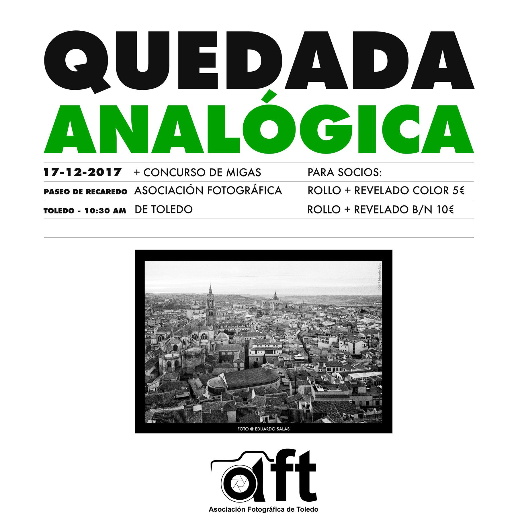 Quedada Analógica AFT 2017