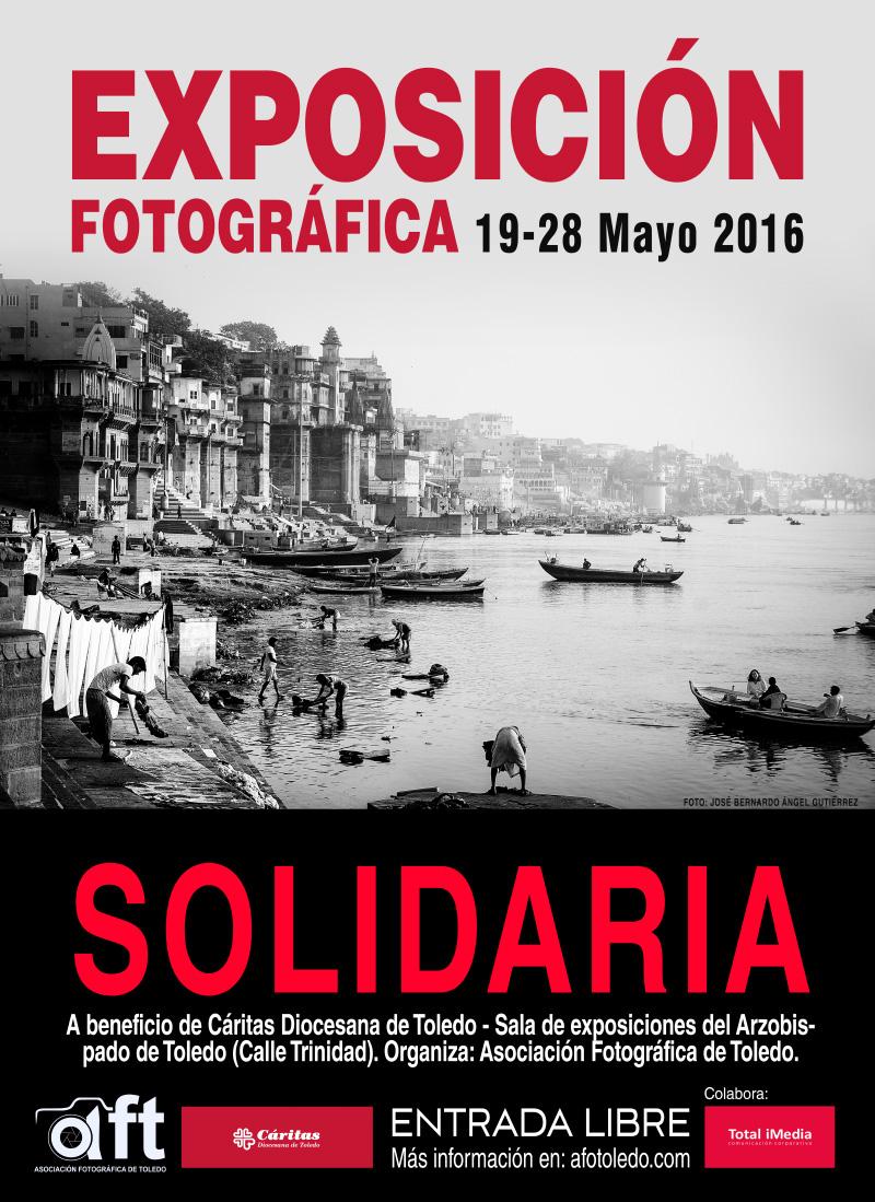 Exposición Solidaria AFT 2016