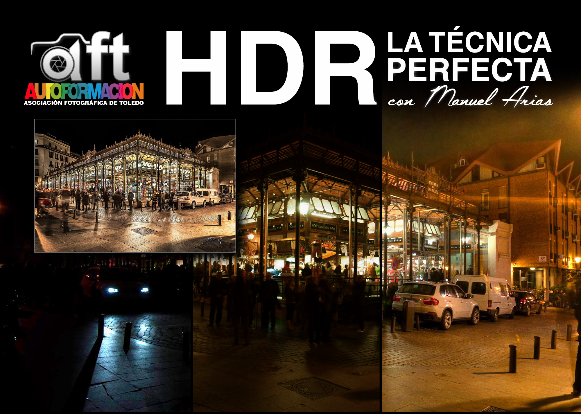 HDR La técnica perfecta. Con Manuel Arias